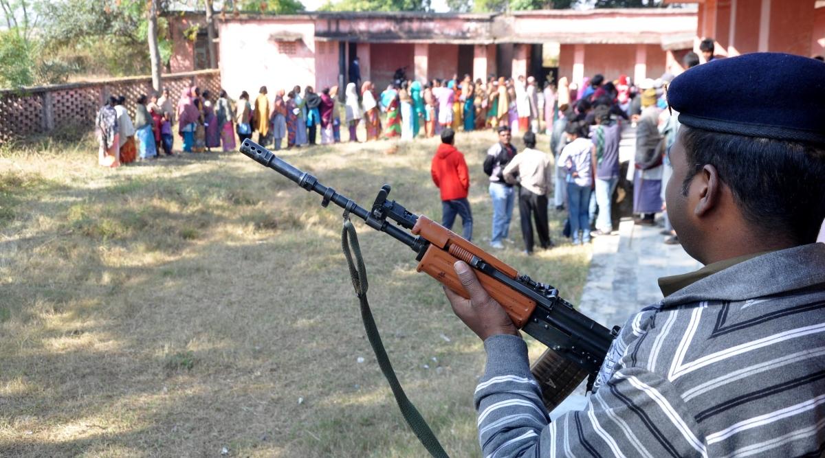 झारखंड विधानसभा चुनाव 2019: प्रथम चरण में सुबह 11 बजे तक 27.41 प्रतिशत मतदान दर्ज