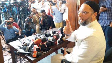 Ayodhya Verdict: असदुद्दीन ओवैसी के बयान पर AIMPLB और मुस्लिम पक्षकार ने जताया ऐतराज
