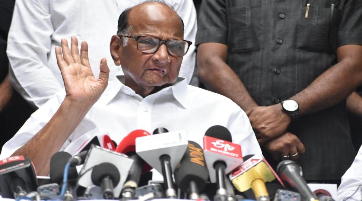 महाराष्ट्र सत्तासंघर्ष: शरद पवार बोले-उद्धव ठाकरे होंगे मुख्यमंत्री, तीनों दलों की सहमति बनी