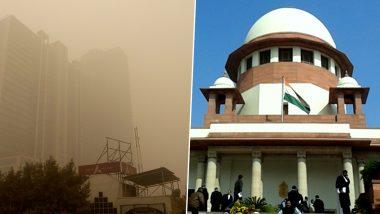 Delhi Pollution: राजधानी के हालात पर सुप्रीम कोर्ट सख्त, पंजाब-हरियाणा सरकार को लगाई फटकार, ऑड-ईवन स्कीम पर भी उठाए सवाल