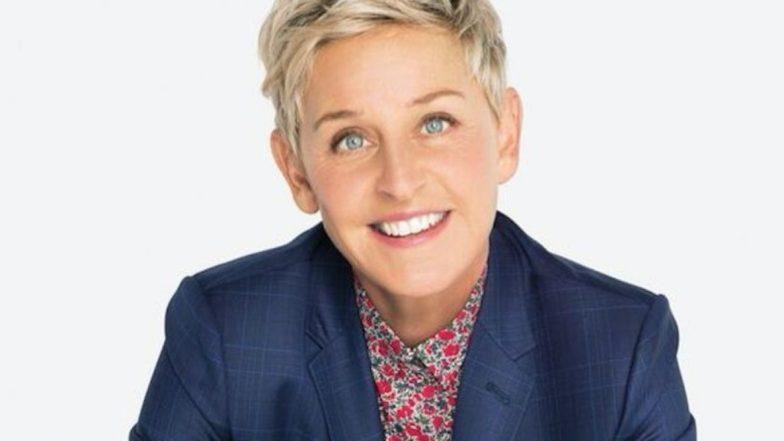 हॉलीवुड टेलीविजन की हस्ती एलेन डीजेनेरस को गोल्डन ग्लोब में कैरल बर्नेट अवॉर्ड से किया जाएगा सम्मानित