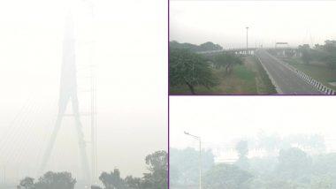 दिल्ली-NCR में प्रदूषण अभी भी बेहद खतरनाक स्तर पर, धुंध से बिगड़ी विजिबिलिटी, जानें आज कितना है AQI