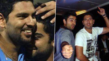 Happy Birthday Virat Kohli: विराट के जन्मदिन पर युवराज सिंह ने किया ऐसा ट्वीट जिसे पढ़कर हर क्रिकेट प्रेमी की आंखें हो जाएंगी नम