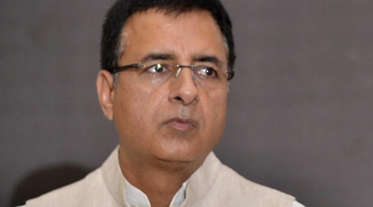 मध्यप्रदेश का सियासी नाटक: कांग्रेस नेता रणदीप सुरजेवाला का सनसनीखेज इल्जाम- बीजेपी 14 विधायकों को किया अगवा