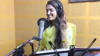 Chhath Puja 2019: भोजपुरी एक्ट्रेस आम्रपाली दुबे ने गाया नया छठ गीत 'भईल अरग के बेर न करीं अबेर', सोशल मीडिया पर तेजी से हुआ वायरल, देखें वीडियो
