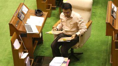 गोवा के मुख्यमंत्री प्रमोद सावंत पढ़ रहे हैं कुरान, ईद-ए-मिलाद में मिला था तोहफा