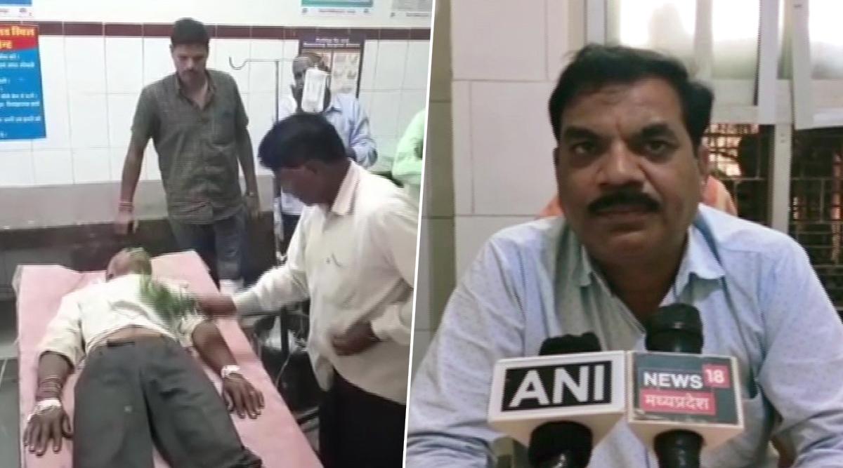 मध्यप्रदेश: श्योपुर के सरकारी अस्पताल में अंधविश्वास! सांप काटने से पीड़ित मरीज का झाड़-फूंक से इलाज