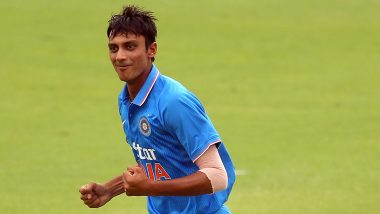 Deodhar Trophy: अक्षर पटेल, विराट सिंह और मयंक मारकंडे की तिकड़ी ने इंडिया सी को दिलाई शानदार जीत