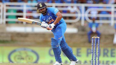 Ind vs Aus 2nd ODI 2020: रोहित शर्मा सबसे तेज सात हजार रन बनाने वाले ओपनर बने
