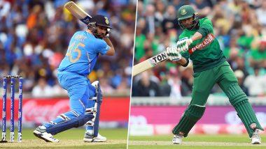BAN 154/3 in 19.3 Overs (Target 148/6) |  India vs Bangladesh 1st T20I 2019 Live Score Update: भारत के खिलाफ शानदार बल्लेबाजी के लिए मुश्फीकुर रहीम को मिला 'मैन ऑफ द मैच'