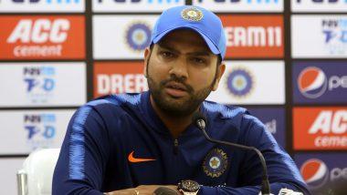 IND vs BAN 1st T20I 2019: बांग्लादेश के खिलाफ मिली हार के बाद रोहित शर्मा ने फील्डरों को जमकर लताड़ा