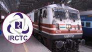 कोरोना संकट के बीच IRCTC का बड़ा फैसला, 30 अप्रैल तक रद्द की तीन निजी ट्रेनों की सेवाएं