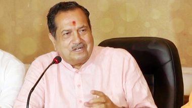 RSS के वरिष्ठ नेता इंद्रेश कुमार ने कहा- तीन तलाक पर दंगा नहीं हुआ तो अयोध्या पर भी नहीं होगा