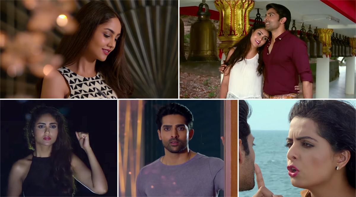रुसलान मुमताज और अद्विक महाजन की रोमांटिक फिल्म 'लव यु टर्न' का ट्रेलर हुआ रिलीज, देखें Video