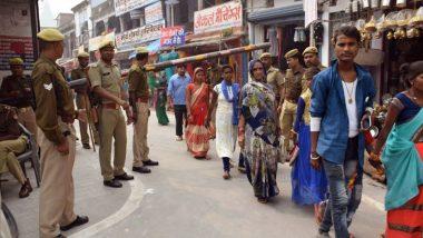 राम जन्मभूमि-बाबरी मस्जिद मामले में सुप्रीम कोर्ट ने सुनाया फैसला, अयोध्या में जश्न की इजाजत नहीं