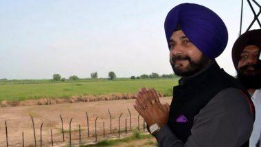 नवजोत सिंह सिद्धू करतारपुर उद्घाटन समारोह में शामिल होने के लिए जाएंगे पाकिस्तान, विदेश मंत्रालय से मिली 'राजनीतिक मंजूरी'