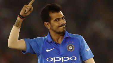 युजवेंद्र चहल ने कहा- भारत के लिए अगर एक भी टेस्ट खेला तो बहुत खुशी होगी