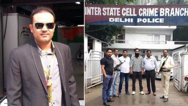 वीरेंद्र सहवाग के रिश्तेदार का कातिल दिल्ली में गिरफ्तार