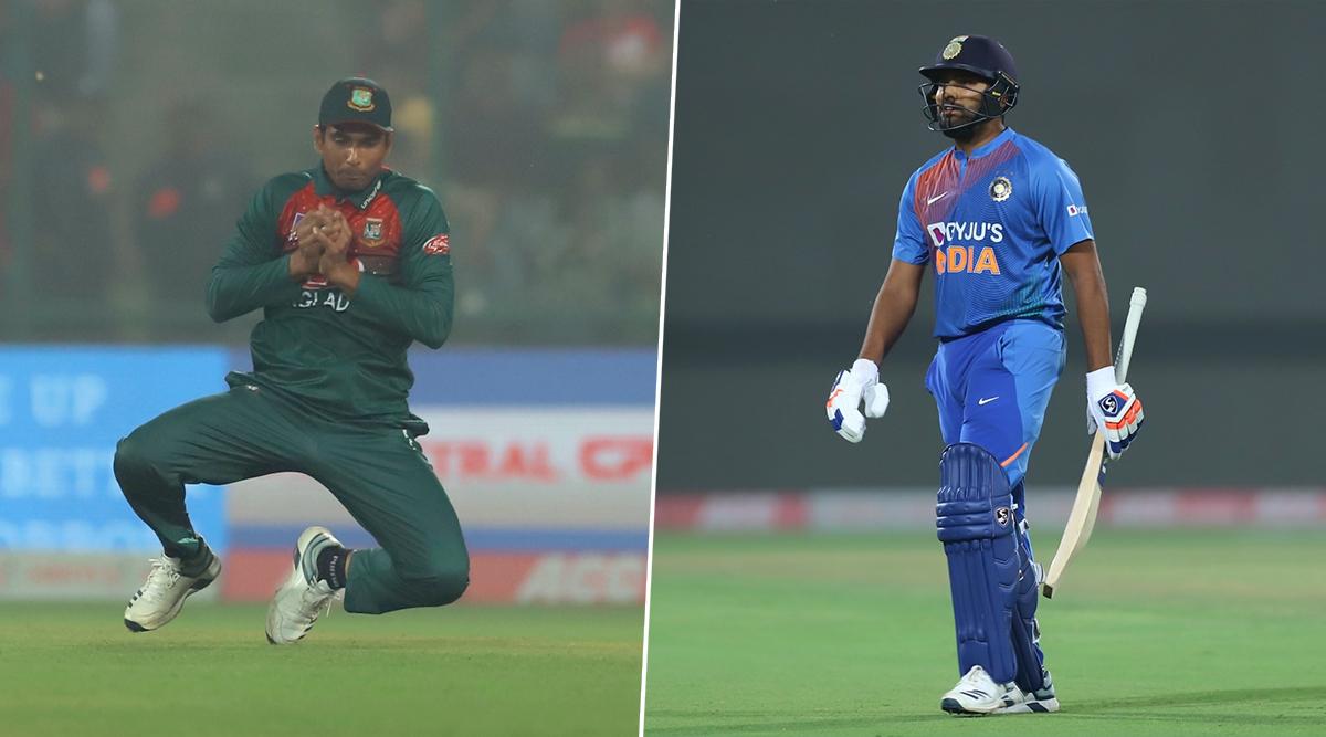 IND vs BAN 3rd T20I 2019: भारत बनाम बांग्लादेश के बीच खेले गए तीसरे T20 मुकाबले में बनें ये प्रमुख रिकॉर्ड
