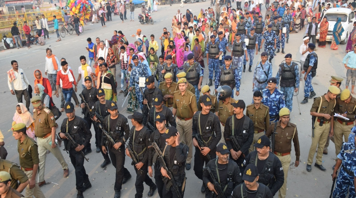 अयोध्या विवाद मामले पर फैसले के मद्देनजर उत्तर प्रदेश-नेपाल सीमा सील, सुरक्षा के कड़े इंतजाम