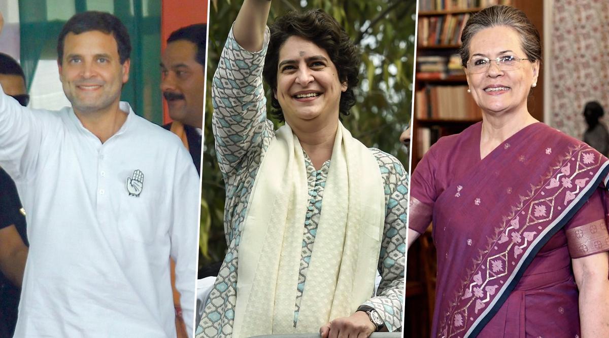 झारखंड विधानसभा चुनाव 2019: कांग्रेस ने पूर्व पीएम मनमोहन सिंह, सोनिया और राहुल गांधी समेत 40 स्टार प्रचारकों की लिस्ट की जारी, प्रियंका गांधी का नाम गायब