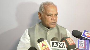 अरुणाचल प्रदेश की घटना पर जीतन राम मांझी ने  BJP को  दी नसीहत- कहा,  ऐसी गलती दोबारा ना हो