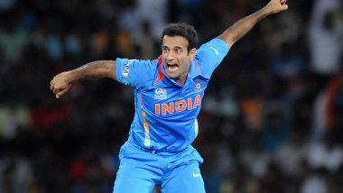 संन्यास के बाद इरफान पठान का इमोशनल बयान, कहा- सौरव गांगुली ने भरोसा जगाया, राहुल द्रविड़ ने अधिक मौके दिए