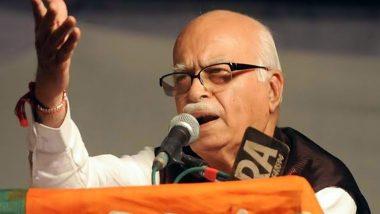 Ayodhya Verdict: लालकृष्ण आडवाणी ने अयोध्या फैसले पर जताई प्रसन्नता, कहा- अयोध्या में जो भव्य राम मंदिर बनेगा वो राष्ट्र निर्माण होगा