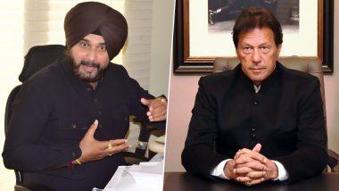करतारपुर कॉरिडोर: जब अचानक लोगों से इमरान खान ने पूछा, हमारा सिद्धू किधर है, वो आ गया..वीडियो हुआ वायरल