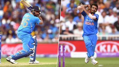 IND vs BAN 3rd T20I 2019: रोहित शर्मा और युजवेंद्र चहल के पास नागपुर में रिकॉर्ड बनाने का सुनहरा मौका
