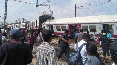 तेलंगाना में दो ट्रेनों की जोरदार टक्कर, एक्सप्रेस ट्रेन से भिड़ी हैदराबाद लोकल- कई डिब्बे पटरी से उतरे