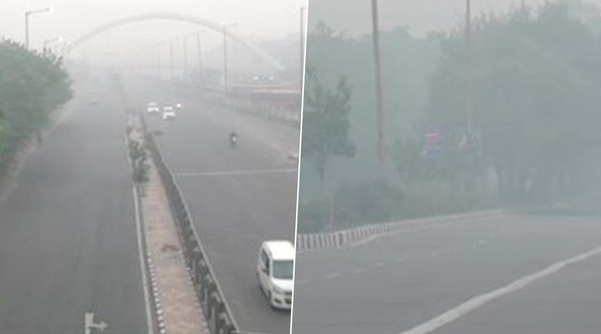 दिल्ली-एनसीआर में लोगों का सांस लेना हुआ फिर से दूभर, वायु गुणवत्ता पहुंची 'गंभीर श्रेणी' में