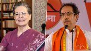 महाराष्ट्र में सरकार गठन के लिए शिवसेना के प्रयास तेज, उद्धव ठाकरे ने कांग्रेस की अंतरिम अध्यक्ष सोनिया गांधी से फोन पर की बात