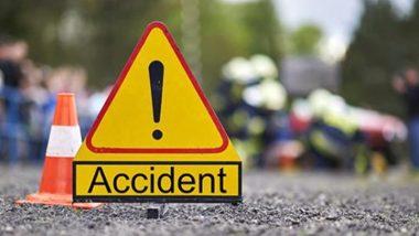 राजस्थान: कार और ट्रक की जोरदार भिड़ंत में सात लोगों की मौत, पांच से अधिक घायल