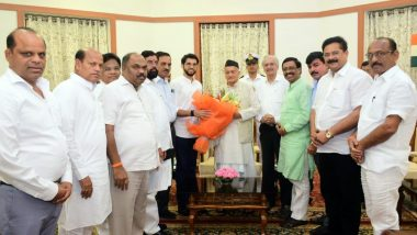 महाराष्ट्र: आदित्य ठाकरे ने राज्यपाल भगत सिंह कोश्यारी से की मुलाकात, शिवसेना और NCP को समर्थन देगी कांग्रेस
