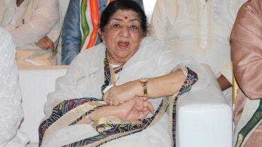 Lata Mangeshkar Health Update: सोशल मीडिया पर उड़ी स्वर कोकिला लता मंगेशकर के निधन की अफवाह, उनकी टीम ने बताई सच्चाई
