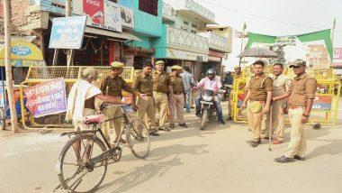 अयोध्या फैसला: यूपी में सोशल मीडिया पर भड़काऊ पोस्ट करने वाले 99 गिरफ्तार, 13 हजार पोस्ट पर हुई कार्रवाई