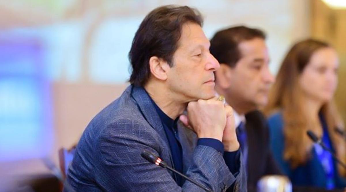 दिक्कत में इमरान: जेयूआई-एफ ने पाकिस्तान सरकार के खिलाफ खोला मोर्चा, लाहौर-कराची और इस्लामाबाद में प्रदर्शन की घोषणा