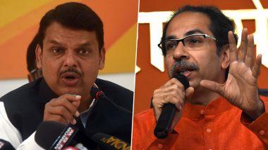 महाराष्ट्र: शिवसेना-एनसीपी और कांगेस के मिलन के बाद भी बीजेपी ने नहीं छोड़ी आस, फिर किया राज्य में सरकार बनाने का दावा