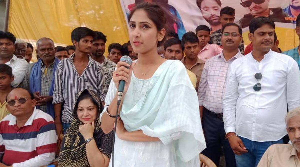 कांग्रेस की युवा विधायक नेता अदिति सिंह 21 नवंबर को अंगद सैनी के साथ करेंगी विवाह