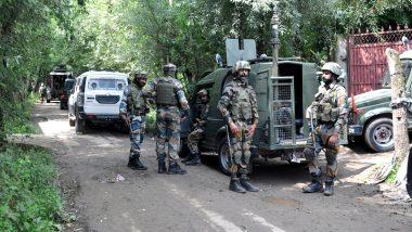 जम्मू-कश्मीर: सुरक्षाबलों को मिली बड़ी कामयाबी, पुलवामा में ढेर किए 3 आतंकी, गोला-बारूद जब्त