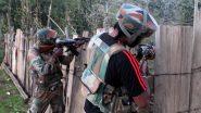 जम्मू-कश्मीर: कुलगाम मुठभेड़ में सुरक्षाबलों ने एक आतंकी को किया ढेर, ऑपरेशन जारी