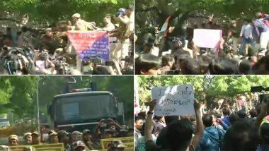 दिल्ली में JNU छात्रों का विरोध प्रदर्शन, बीजेपी सांसद रमेश बिधूड़ी बोले, कार्रवाई  किये जाने के लिए संसद में उठाऊंगा मुद्दा