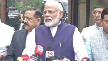 संसद का शीतकालीन सत्र का पहला दिन शुरू, पीएम मोदी ने सभी दलों से सहयोग की उम्मीद जताई