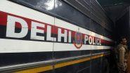 डोनाल्ड ट्रंप की यात्रा को लेकर दिल्ली पुलिस ने रूट पर सीसीटीवी कैमरे लगाने शुरू किए