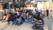 कनाडा के नागरिकों को ठगने वाले फर्जी कॉल सेंटर का भंडाफोड़, 32 गिरफ्तार