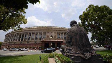 संसद का शीतकालीन सत्र आज से होगा शुरू, इन अहम विधेयकों को पास करवाने की तैयारी में मोदी सरकार