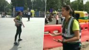 मध्यप्रदेश: इंदौर में MBA की छात्रा शुभी जैन का अनोखी पहल,  इस तरफ जनता को कर रही हैं ट्रैफिक नियमों के प्रति जागरूक, देखें वीडियो