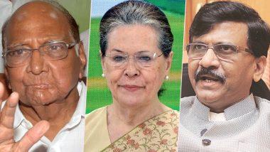 महाराष्ट्र सत्ता संघर्ष: राजधानी दिल्ली में बुधवार को होगी कांग्रेस-NCP नेताओं की बैठक, शिवसेना को समर्थन देने पर होगा फैसला?