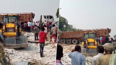 दर्दनाक: बिहार में ट्रक के पलटने से छह बच्चों की हुई मौत, परिवार में फैला मातम